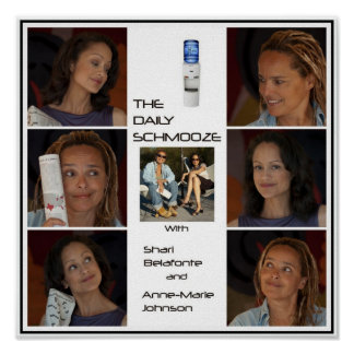 The Daily Schmooze Multi-Photo Poster