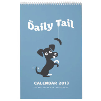 The Daily Tail Calendar 2013