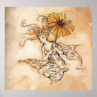 The Daisy Fairy - Poster