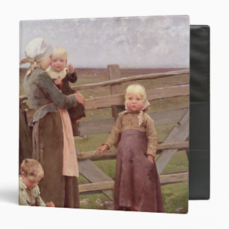 The Dalby Gate, Skane, 1884 Vinyl Binders