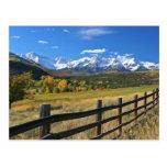 The Dallas Divide near Ridgway, Colorado... Post Cards