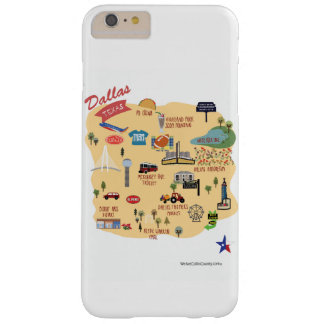 The Dallas Texas iPhone Case
