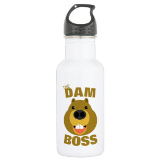 The Dam Boss 532 Ml Water Bottle