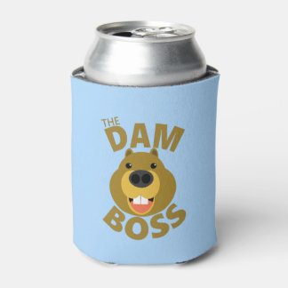 The Dam Boss Can Cooler