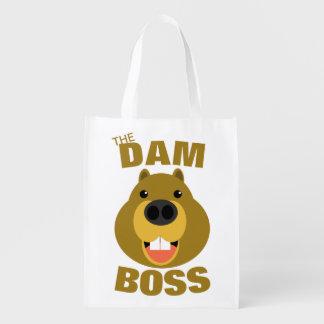 The Dam Boss Market Totes