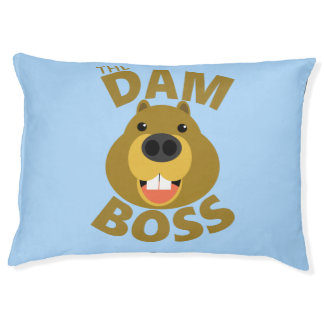 The Dam Boss Pet Bed