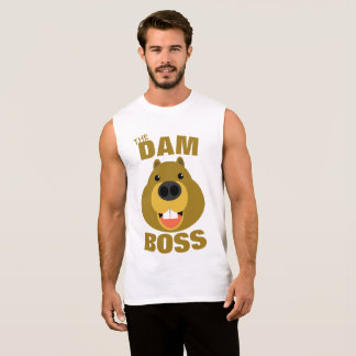 The Dam Boss Sleeveless Shirt