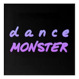 The Dance Monster Acrylic Wall Art