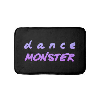 The Dance Monster Bath Mat