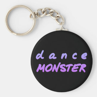 The Dance Monster Keychain
