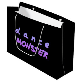 The Dance Monster Large Gift Bag
