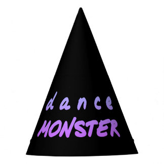 The Dance Monster Party Hat