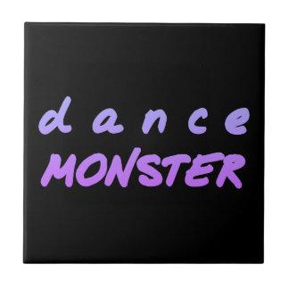 The Dance Monster Tile