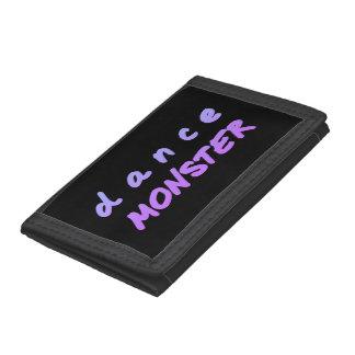 The Dance Monster Tri-fold Wallet