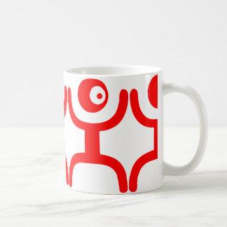 The Dance of Desire Coffee Mug