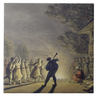 The Dance of the Bulgarian Peasants, pub. by Willi Tiles