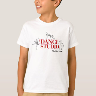 The Dance Studio, Kid's Short Sleeve Tee