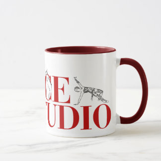 The Dance Studio, Mug