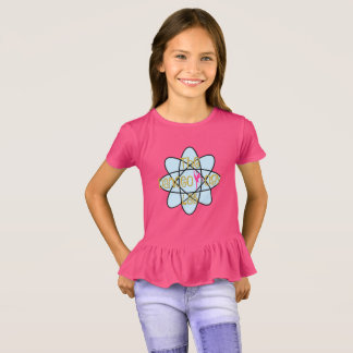 The Danceology Lab Ruffle T-Shirt