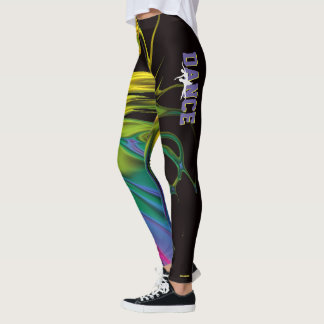 The Dancer #1 Leggings