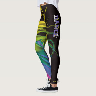 The Dancer #2 Leggings