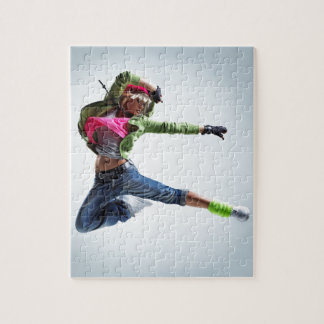 The dancer jigsaw puzzle