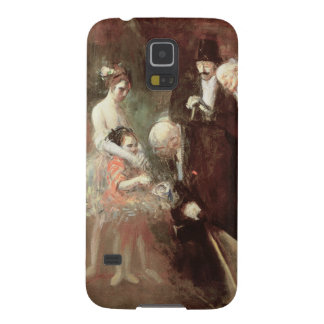 The Dancers, c.1925 (oil on canvas) Galaxy S5 Case