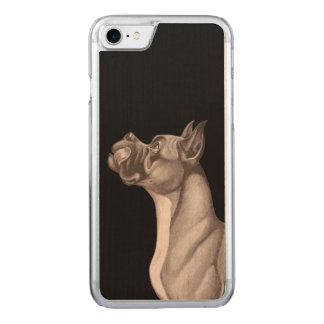 THE DANE iPhone 6 Wood Carved iPhone 7 Case