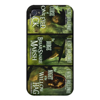 The Dark Hollows iPhone case