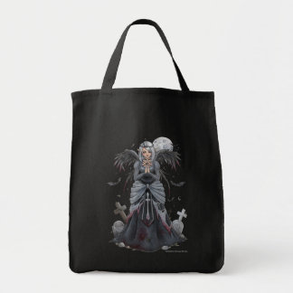 The Dark Priestess Angel Bag