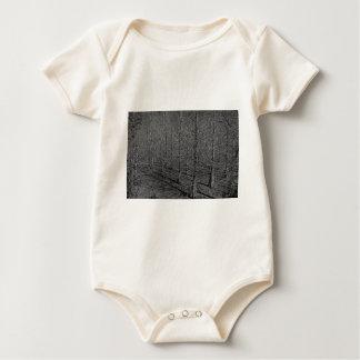 The Darkest Minds in bw Baby Bodysuit