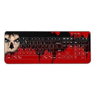 The Darkness Wireless Keyboard