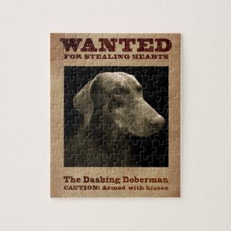 The Dashing Doberman Puzzle