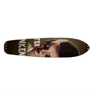 The Daughter of Frankenstein Custom Skate Board