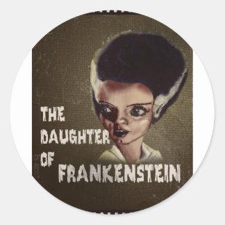 THE DAUGHTER OF FRANKENSTEIN