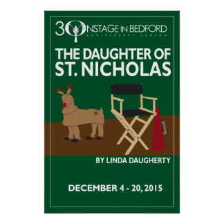 THE DAUGHTER OF ST. NICHOLAS Poster