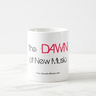The Dawn of New Music Mug