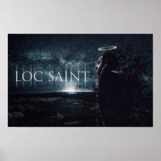 """The Dawning"" Loc Saint Poster"