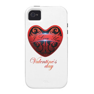 The day of San Valentin iPhone 4/4S Case