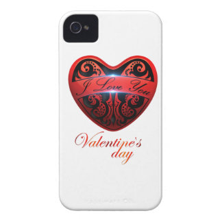 The day of San Valentin iPhone 4 Cover