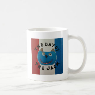 The day of the jack coffee mug
