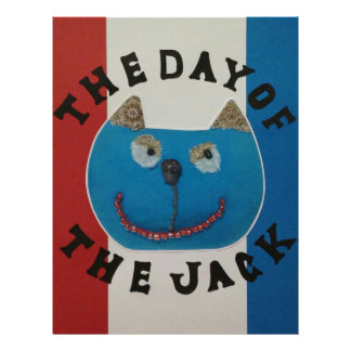 The day of the jack customized letterhead