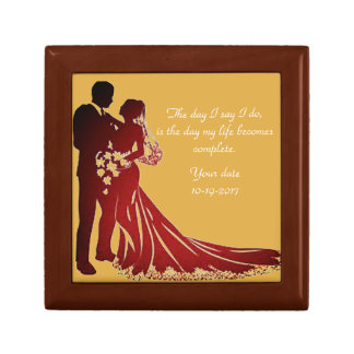The Day We Marry Gift Box