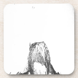 The Dead don't Rest Drink Coaster