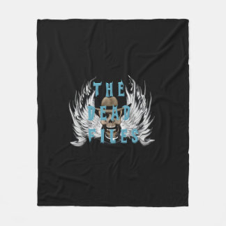 The Dead Files Fleece Blanket