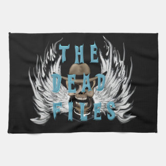 The Dead Files Kitchen Towel