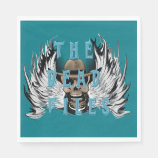 The Dead Files Napkin