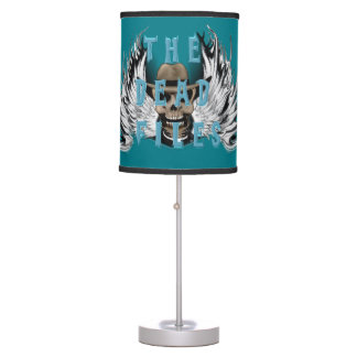The Dead Files Table Lamp