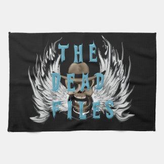 The Dead Files Towel