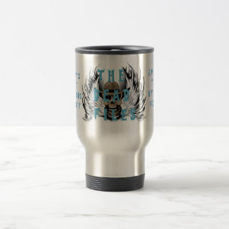 The Dead Files Travel Mug